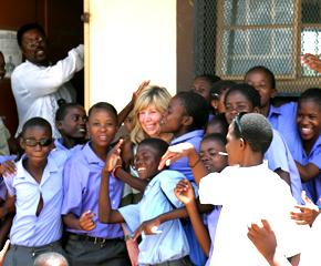 Windhoek Namibia School